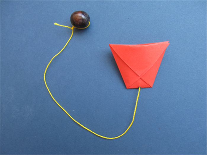 How To Make An Origami Cup Into A Toy Childrens