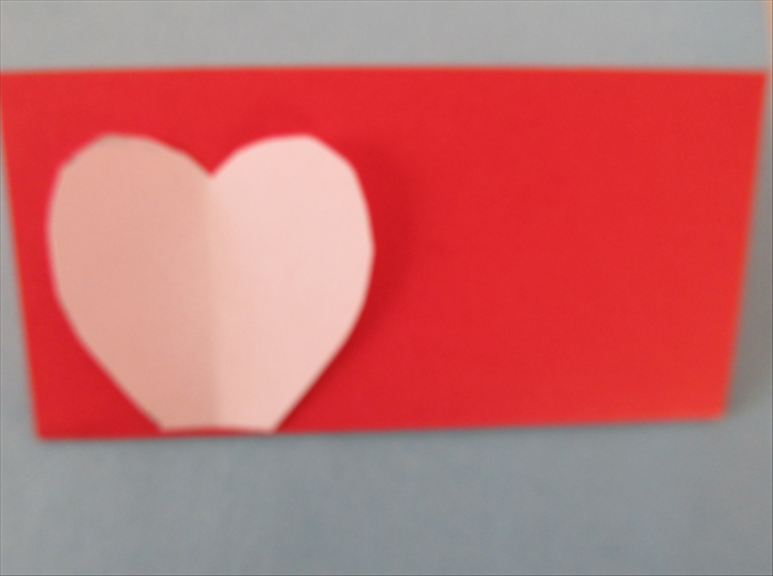 Use these heart shapes as templates to cut out 