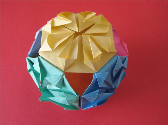 Origami - Wikipedia | 524x699