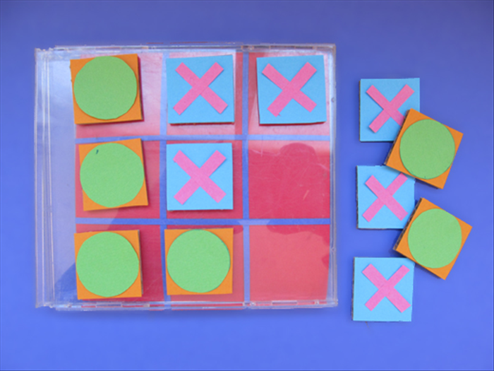 <p> Your tic-tac-toe game is ready to be played! </p>  <p> Enjoy!</p>