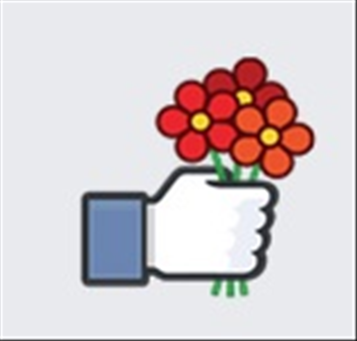 <p> You can send a plain text message, add one of the default Facebook stickers or choose new ones.</p>   <p>  </p>