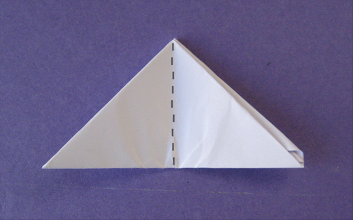 Rotate the paper so that long edge is on the bottom.