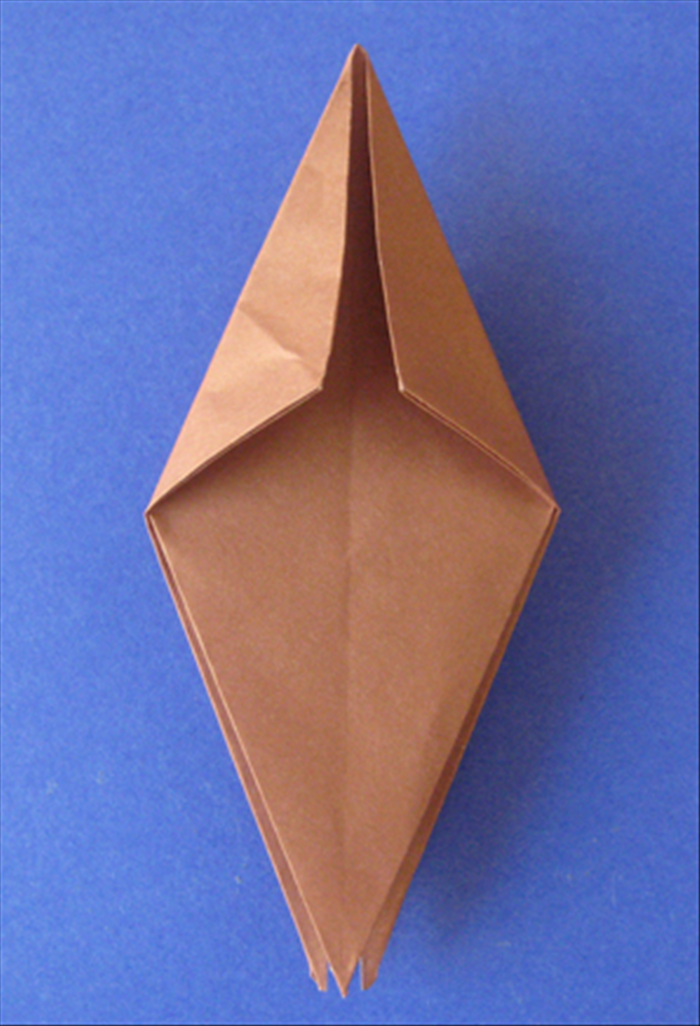 How To Fold A Traditional Origami Owl