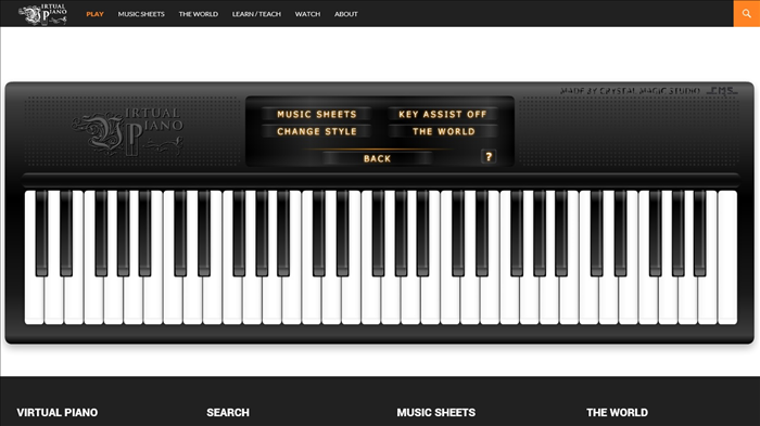 6 Free Sites To Play Virtual Piano Online