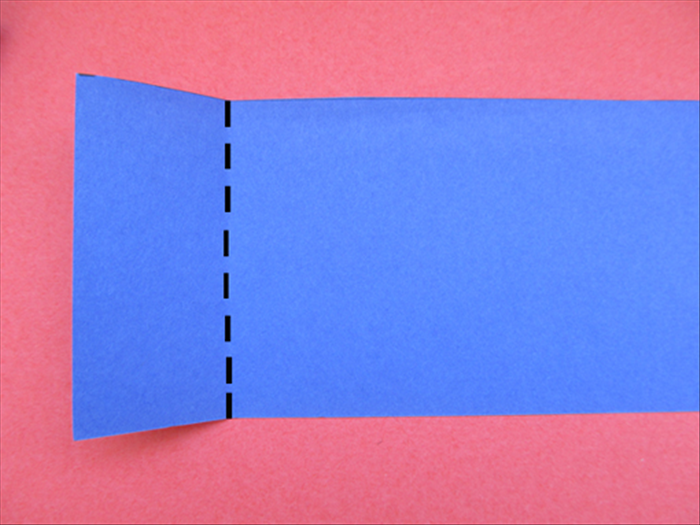 how to cut a paper straight
