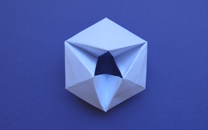 How To Make A Paper Box Origami