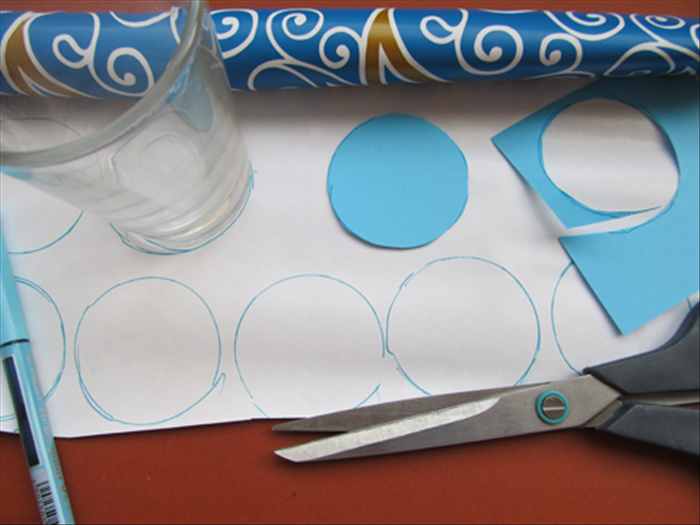 how to cut objects with paper