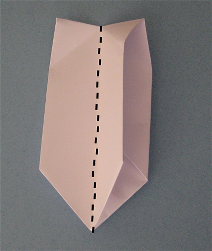 how to make a triangle tie