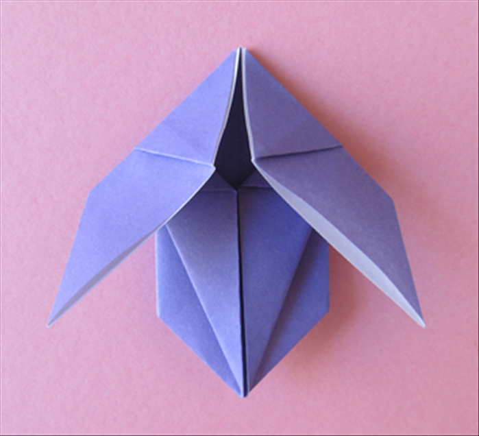 Origami Blow-Up Bunny | 636x699
