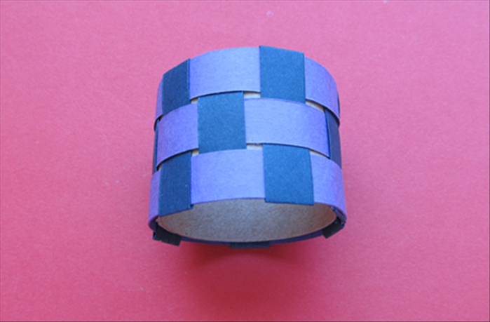 Your napkin ring is ready.
